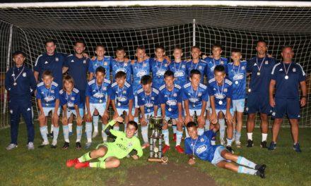 Po šesnaesti puta, GNK Dinamo najuspješniji na turniru Međimurec U-14