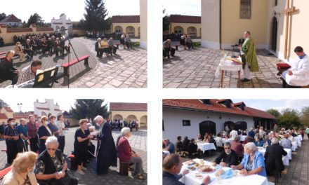 Karitas Župe Nedelišće organizirao druženje za starije i nemoćne