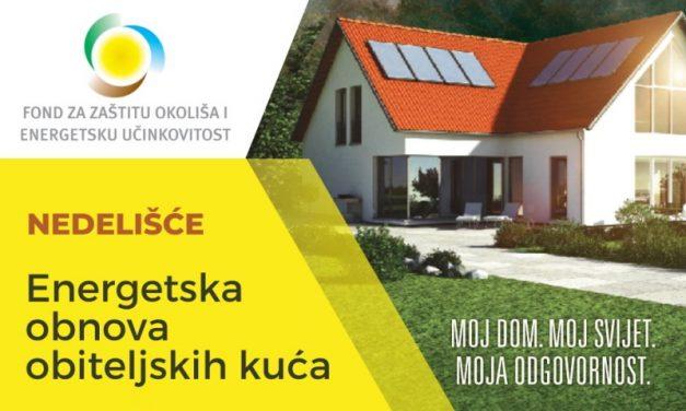 Besplatna radionica o energetskoj obnovi obiteljskih kuća