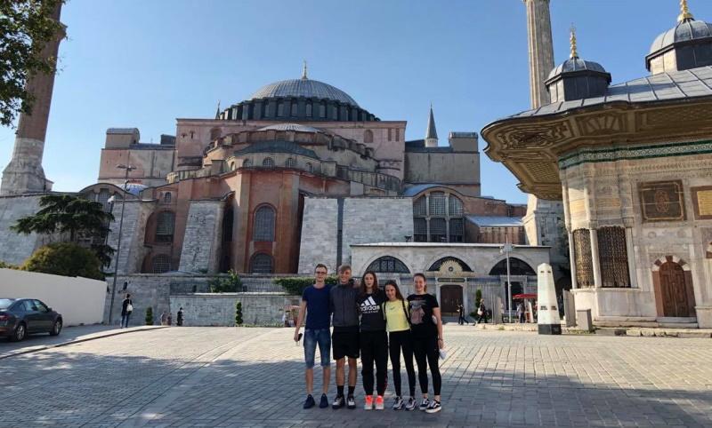 Karatisti Globusa odlični u Istanbulu