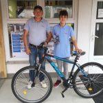 Poduzetnici učeniku ispravili nepravdu kod krađe bicikla