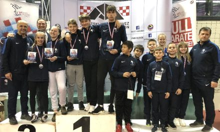 Četiri zlata za Globusovce na Otvorenom prvenstvu Hrvatske