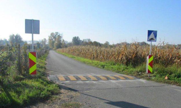 Postavljeni usporivači prometa u naselju Gornji Kuršanec