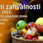 U subotu 17. Dani zahvalnosti za plodove zemlje
