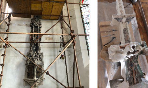 ŽUPA NEDELIŠĆE: Obnova gotičke kustodije
